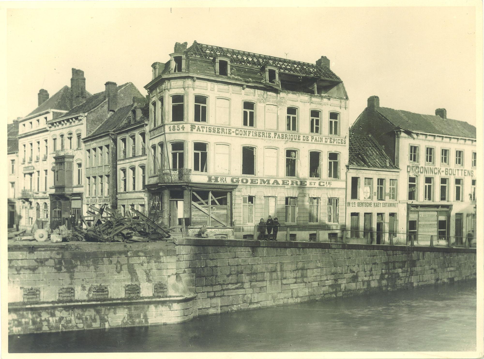 Budastraat en Broelkaai