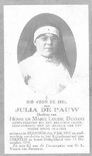 Julia De Pauw