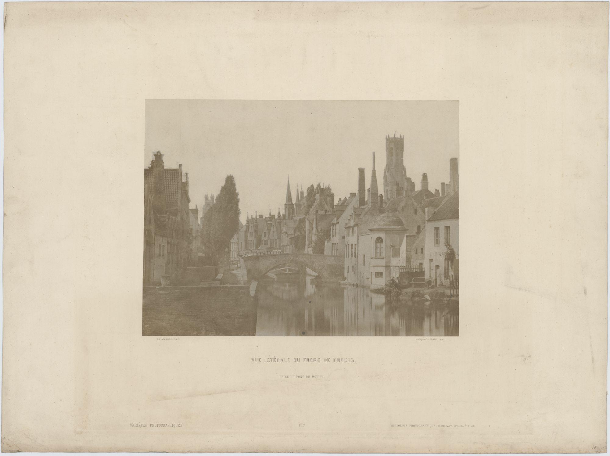 Westflandrica - Brugge, stadsgezicht