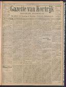 Gazette Van Kortrijk 1908-02-23