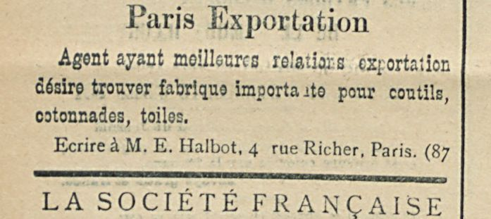 Paris Exportation