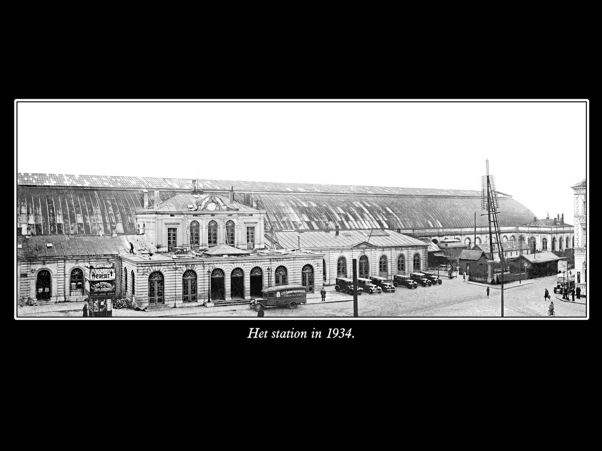 Station 1934
