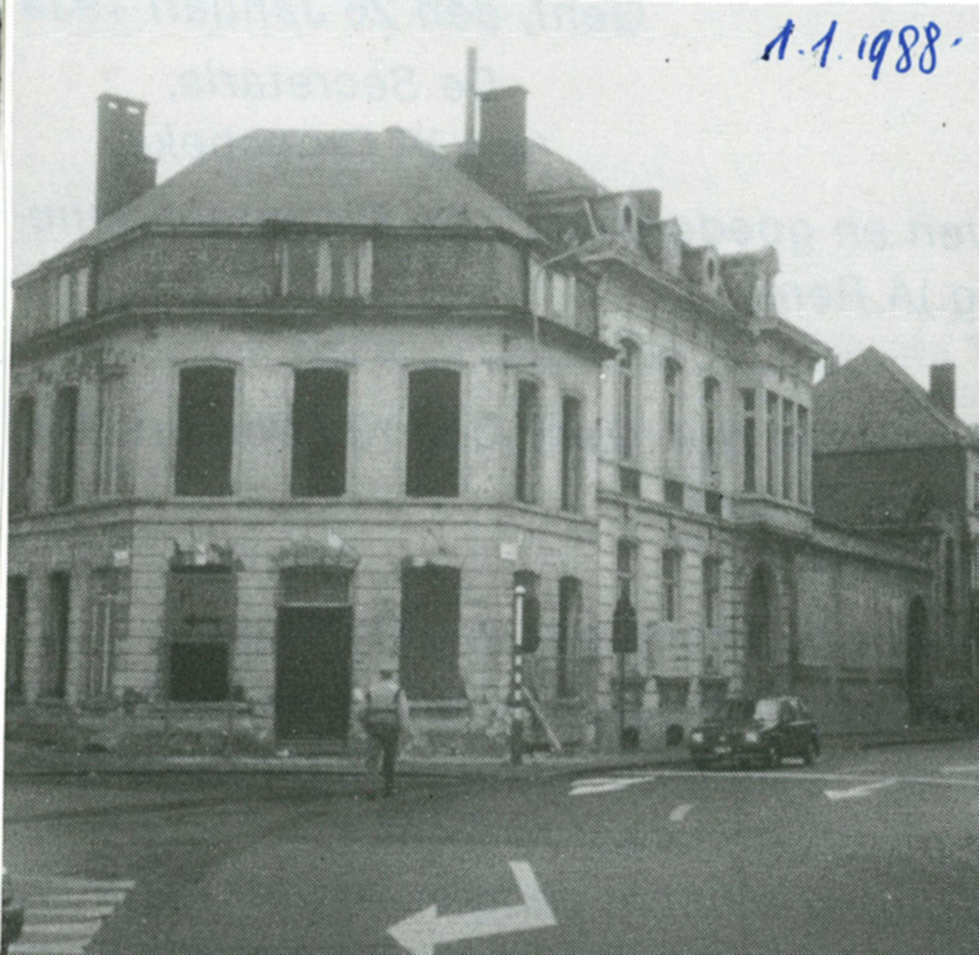 Begin Gentstraat