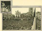 Heilig Hartfeesten Grote Markt 1929
