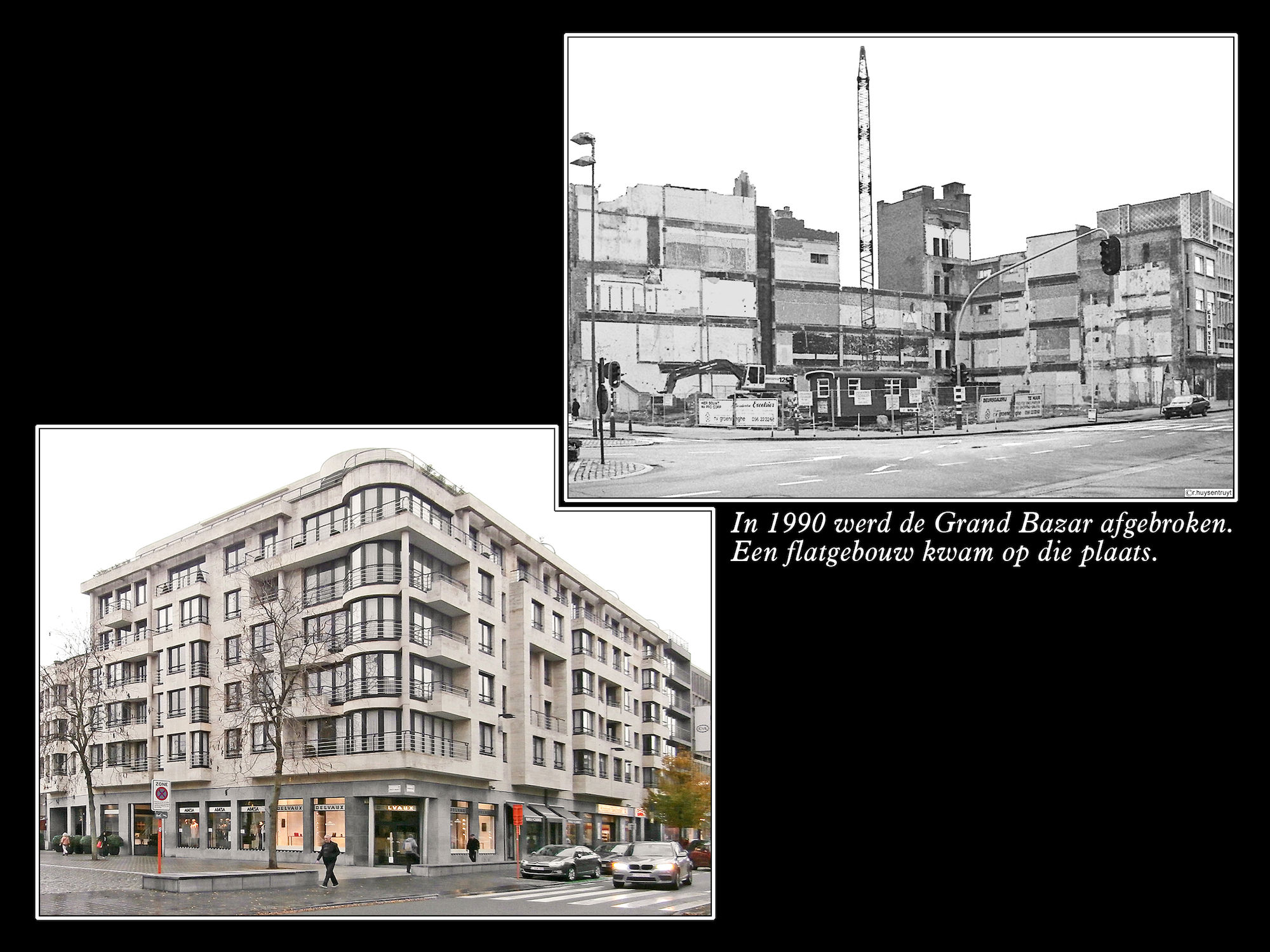 Doorniksestraat 1990