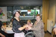 Kimberley Perard en Marie Louise Galloo