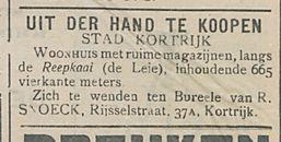 UIT DER HAND TE KOOPEN-1