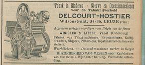 DELCOURT HOSTIER