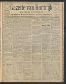 Gazette Van Kortrijk 1910-03-03 p1