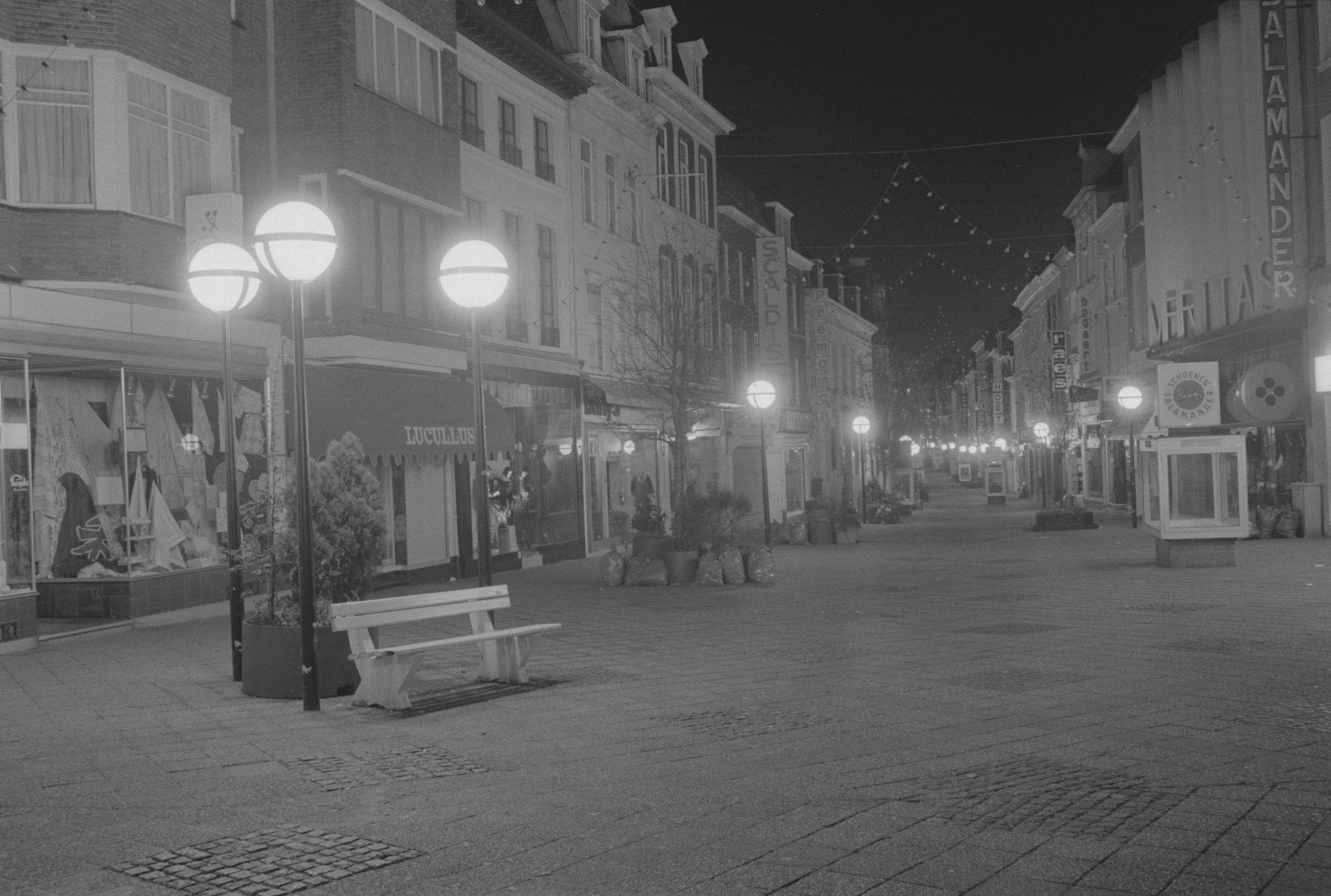 Stadsbeelden: Lange Steenstraat
