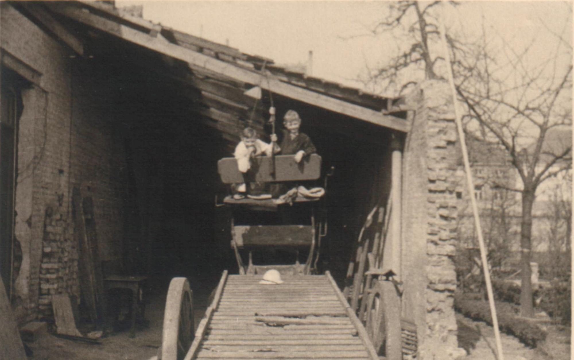 Brouwerij Tack in 1948