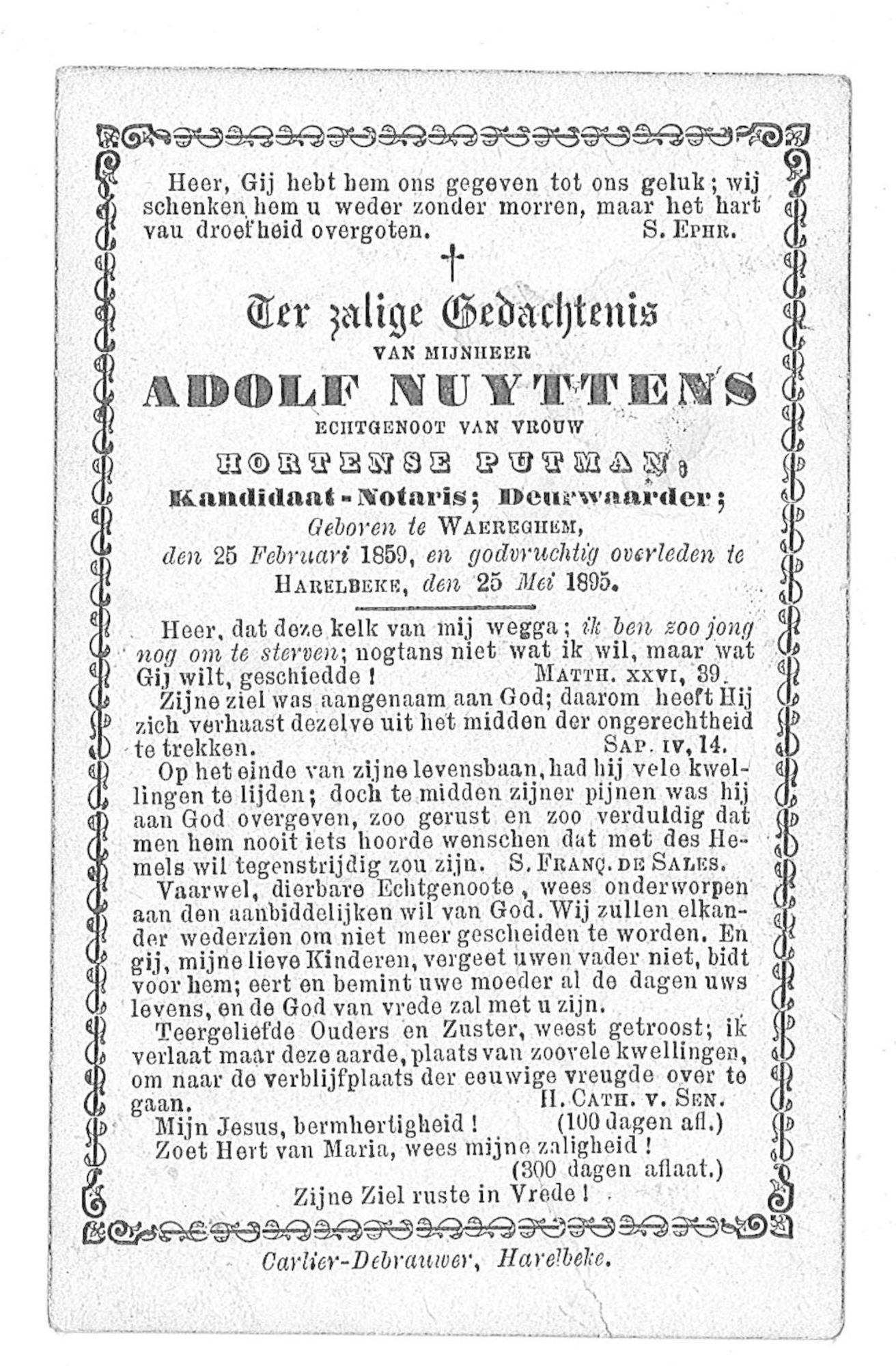 Adolf Nuyttens