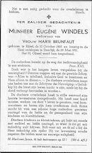 Windels Eugène