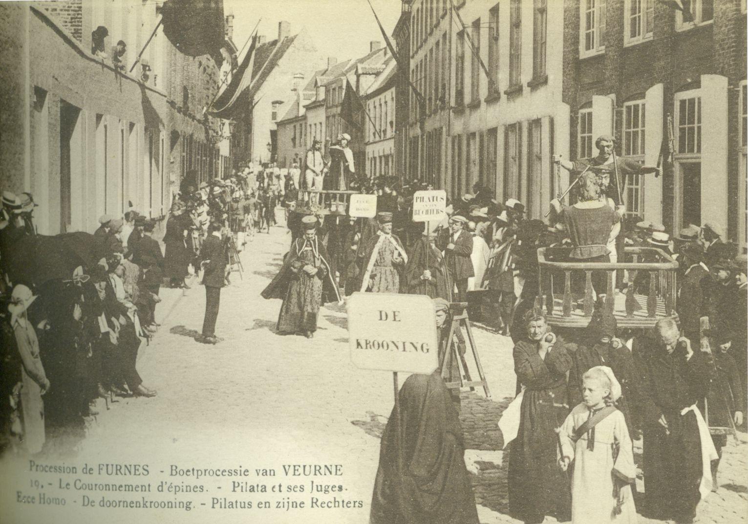 Westflandrica - Boetprocessie - Veurne