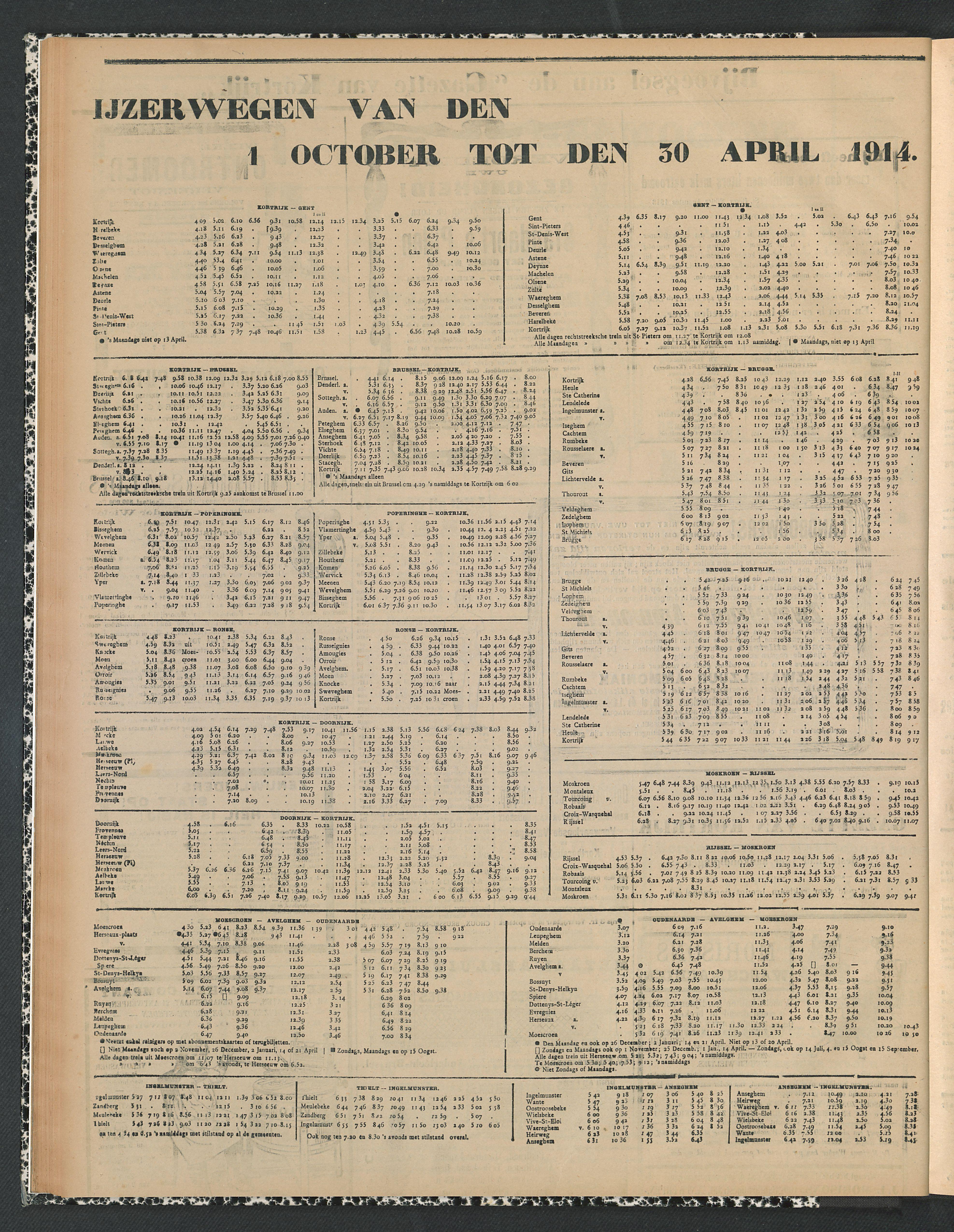 Gazette Van Kortrijk 1914-03-01 p6