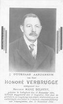 Honoré Verbrugge
