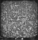 Luchtfoto van Hulste 1970