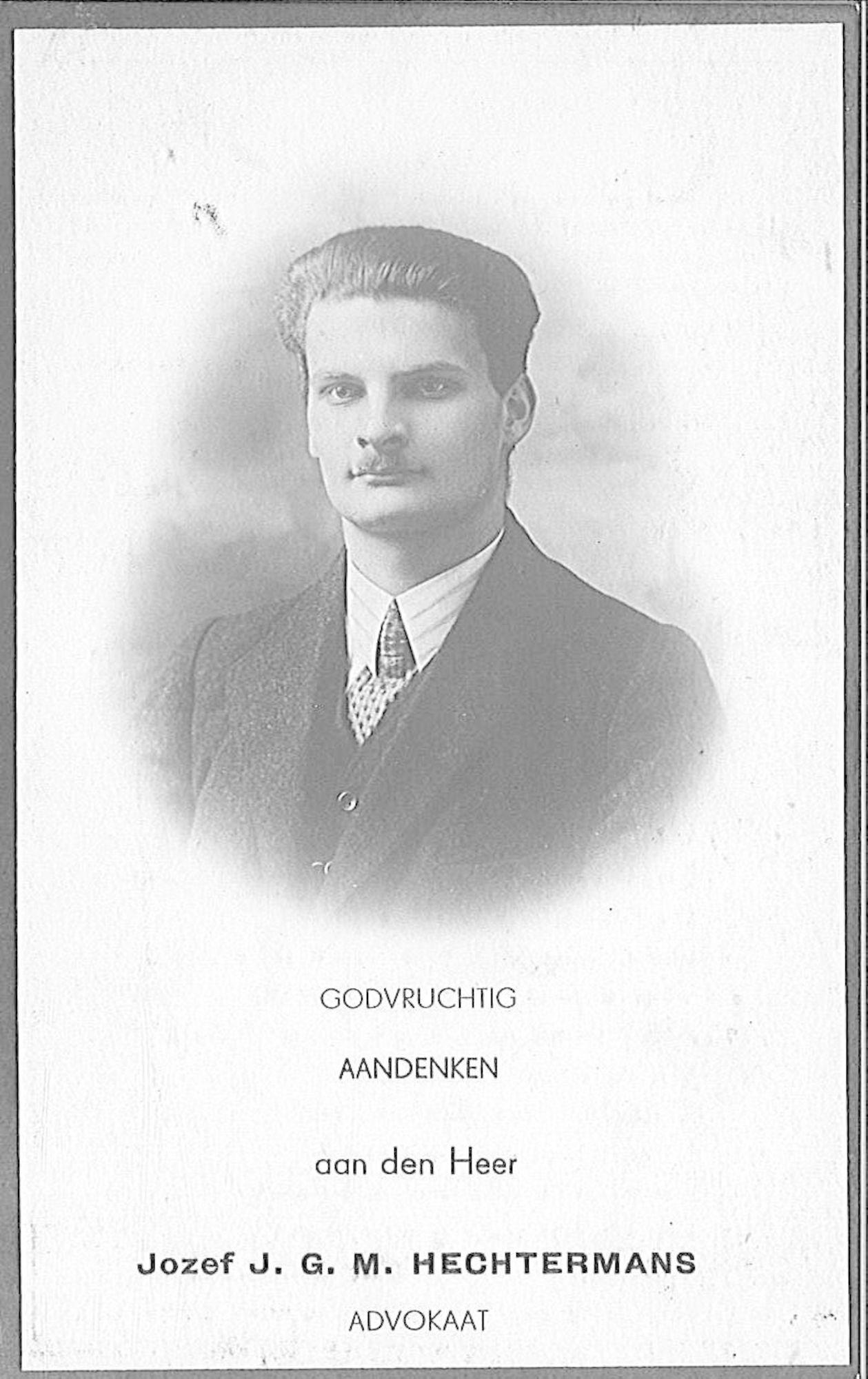 Jozef-J.G.M. Hechtermans