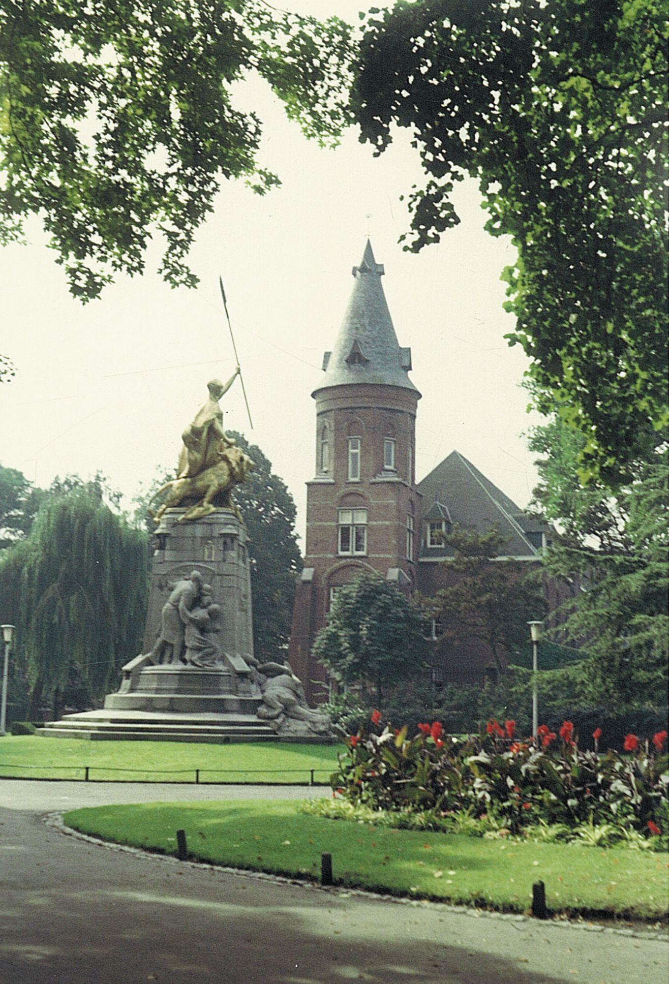 Woonzorgcentrum Sint-Carolus