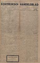 Kortrijksch Handelsblad 26 november 1946 Nr95 p1