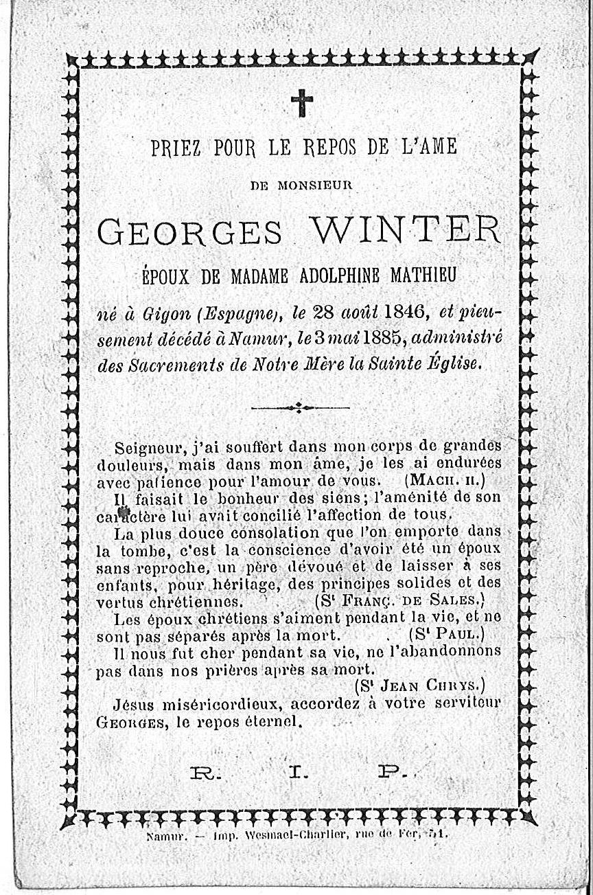 Georges Winter