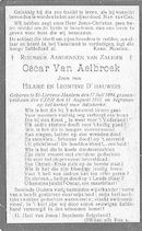 Oscar Van Aelbroek