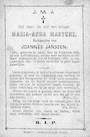 Maria-Anna Martens