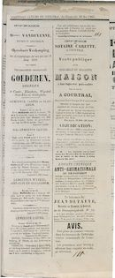 L'echo De Courtrai 1865-05-28 p3