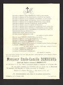 Dendievel Emile-Camille