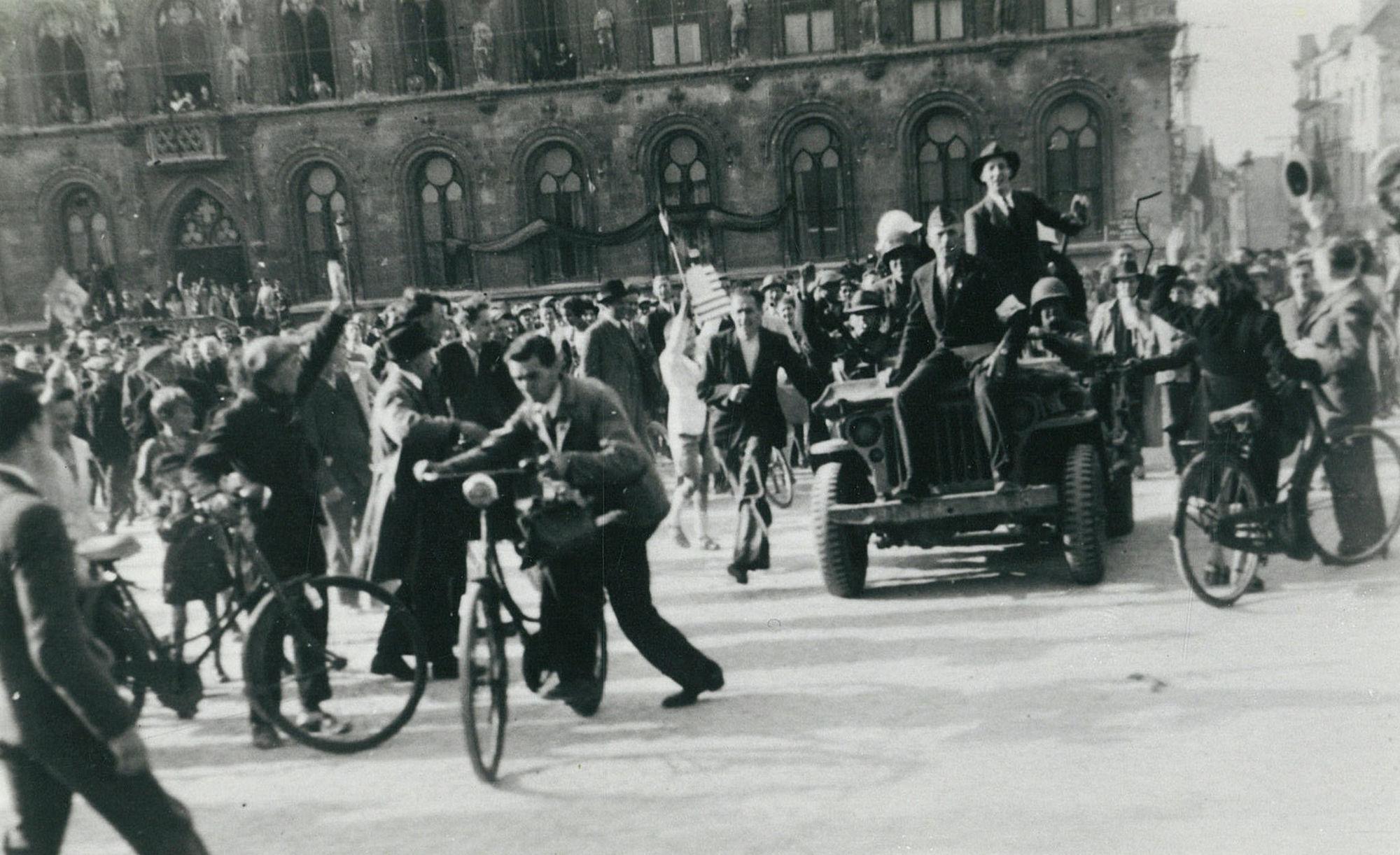 Bevrijding van Kortrijk op 4 september 1944