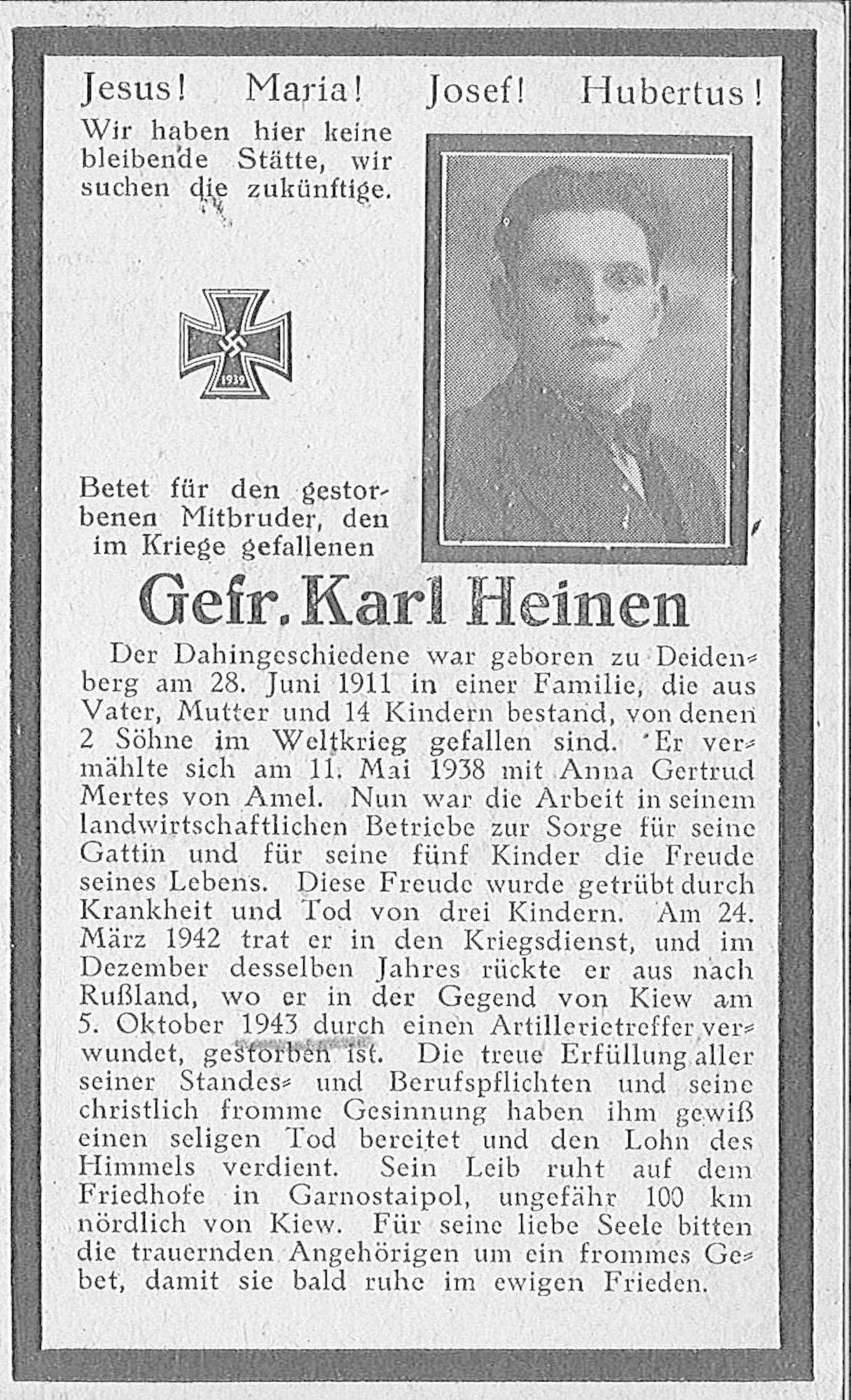 Karl Heinen