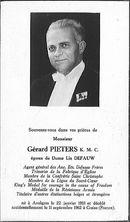 Gérard Pieters K.M.C.