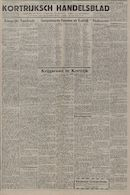 Kortrijksch Handelsblad 30 mei 1945 Nr43