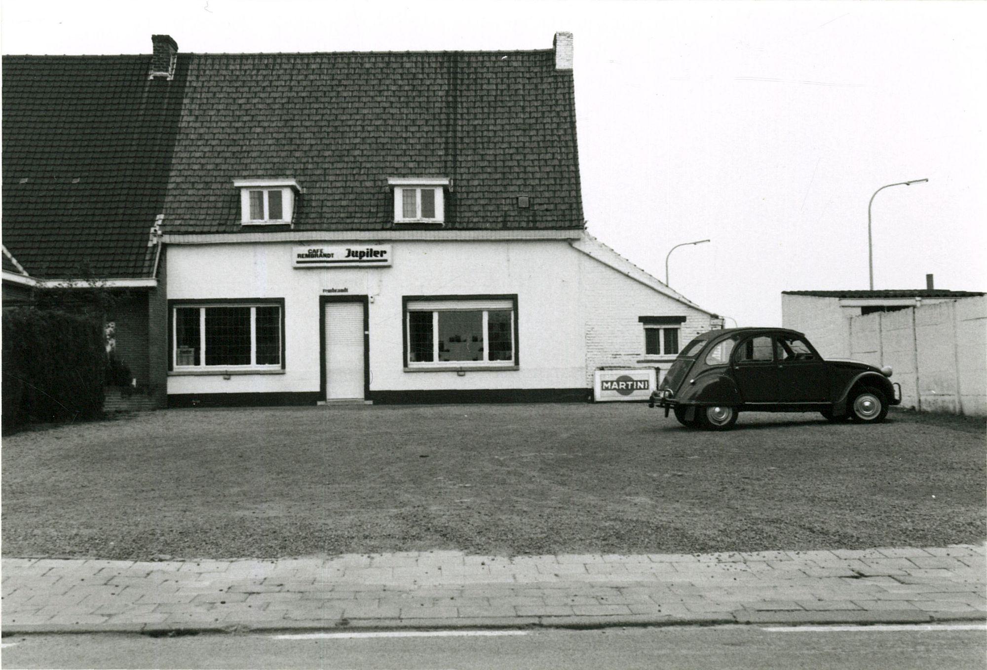 """Café """"De Rembrandt"""""""