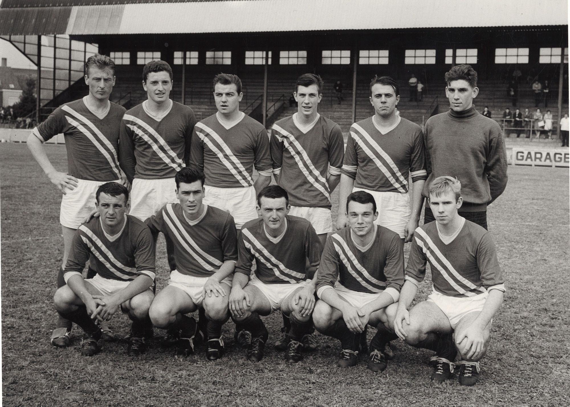 Voetbal Kortrijk