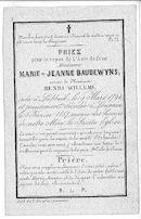 Marie-Jeanne Baudewyns