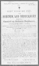 Hendrik Leo Brouckaert