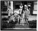 Westflandrica - De kinderen van Stijn Streuvels voor het Lijsternest