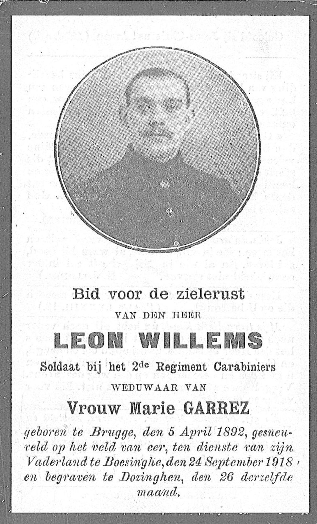 Leon Willems
