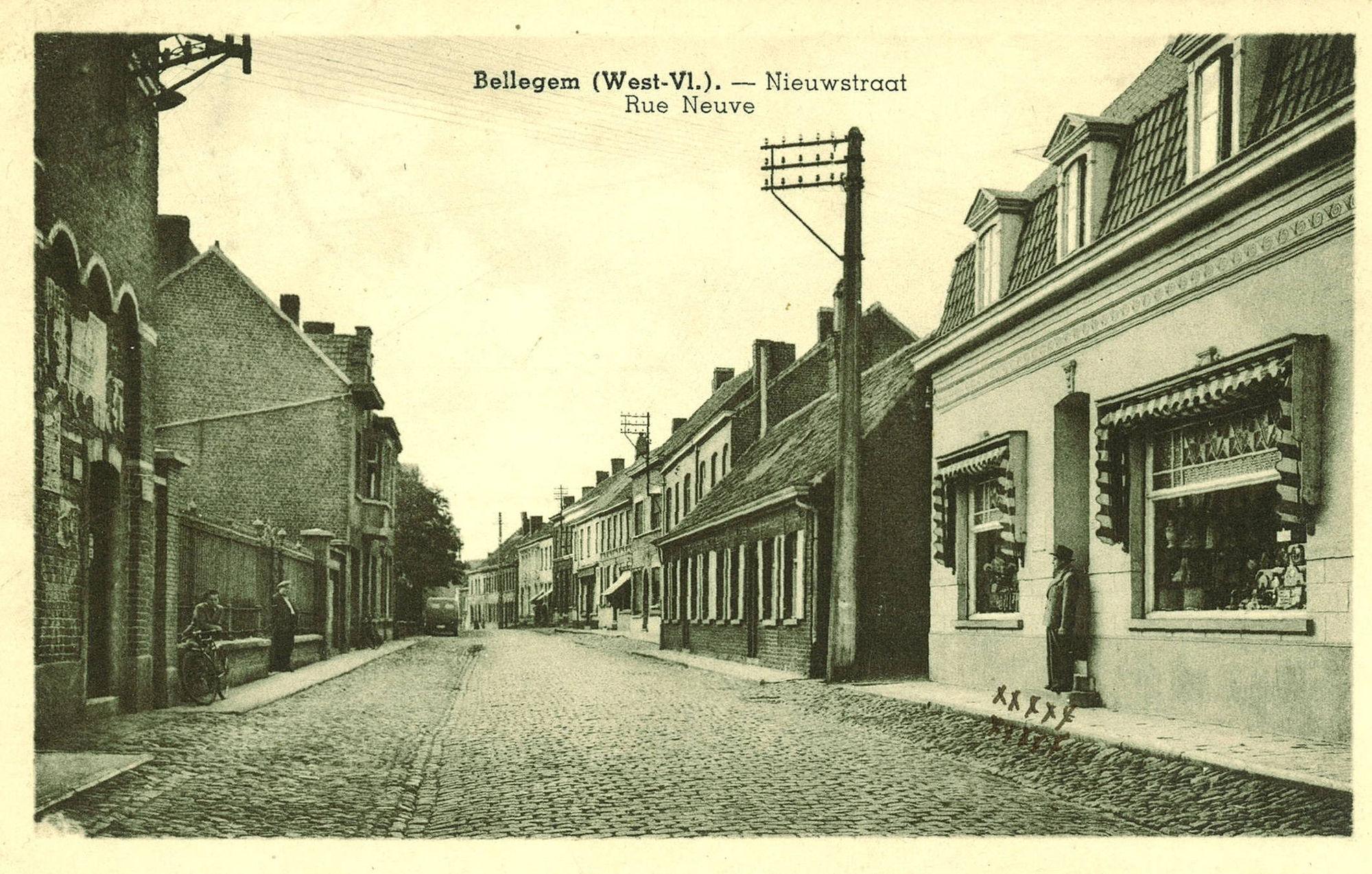 Bellegem Nieuwstraat