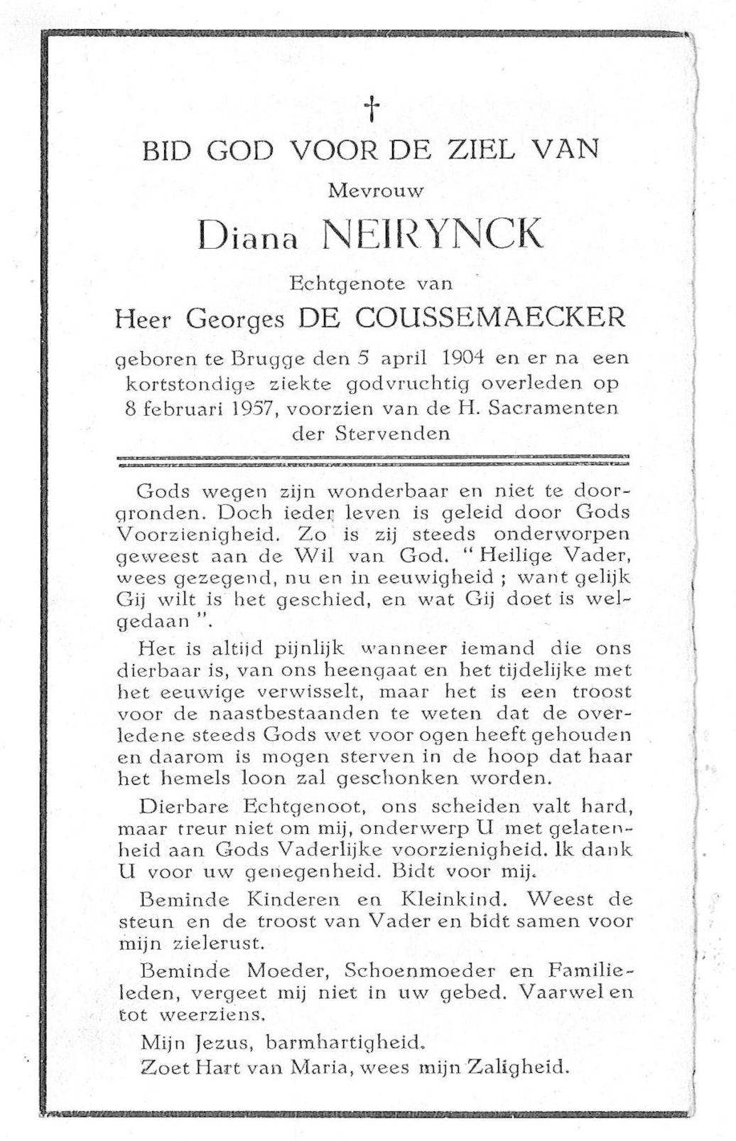 Diana Neirynck