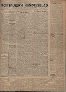Kortrijksch Handelsblad 17 december 1946 Nr101