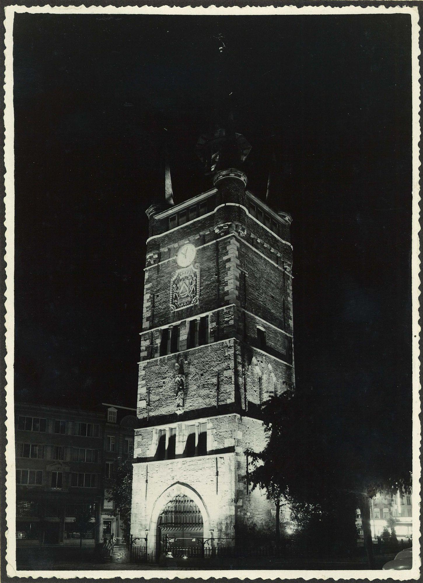 Halletoren 1952