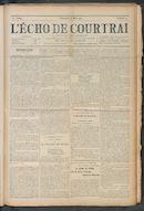 L'echo De Courtrai 1911-03-12