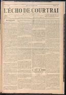 L'echo De Courtrai 1901-11-28