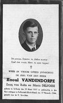 Raoul Vandendorpe