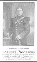Joannes Goossens