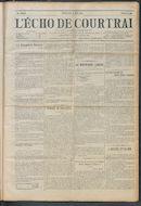 L'echo De Courtrai 1914-05-03