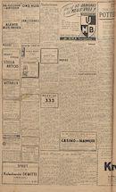 Kortrijksch Handelsblad 28 december 1945 Nr104  p2