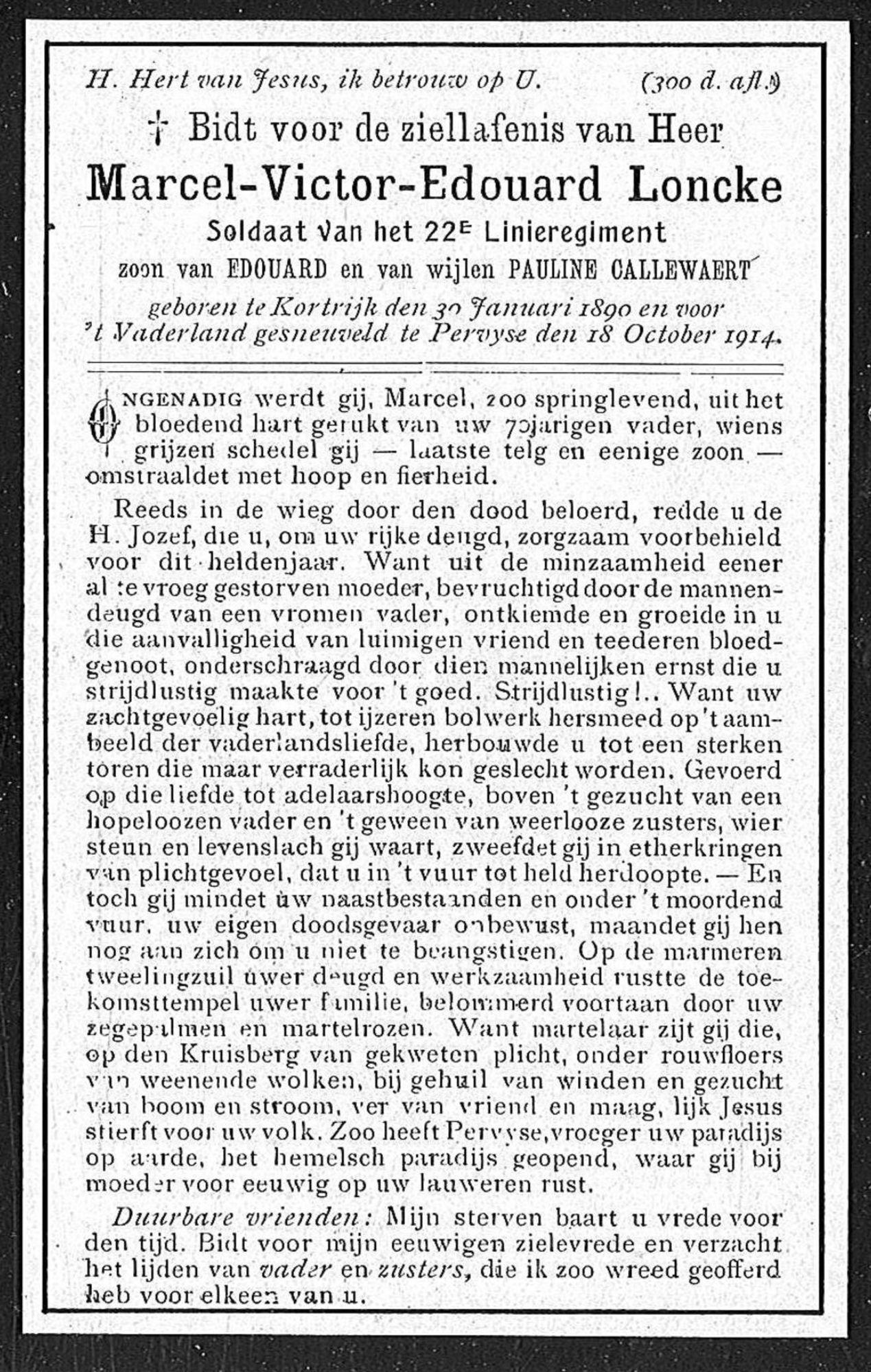 Marcel-Victor-Edouard Loncke